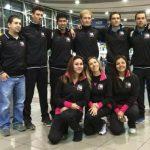 Selecciones chilenas de squash clasificaron a los Juegos Panamericanos de Toronto 2015