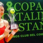 Andrea Koch se coronó campeona del ITF de Pereira