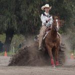 Catalina y Andrés Pérez se lucieron en Torneo  Ecuestre Criadero Los Cóndores