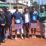Hans Podlipnik se coronó campeón del Futuro Chile 5
