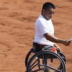 Francisco Cayulef se quedó con el título del Open Melipilla de Tenis en Silla de Ruedas