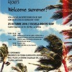 """La Serena recibe este sábado la escuela de riders de surf """"Welcome Summer"""""""