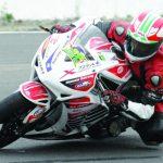 Vicente Leguina se quedó con la pole de la sexta fecha del Campeonato Chileno de Velocidad