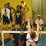 Chile cayó ante Brasil por el Sudamericano Masculino Sub 22 de Volleyball