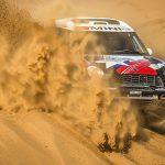 """Boris Garafulic, """"Chaleco"""" López y Jeremías Israel siguen avanzando en el Rally de Marruecos"""