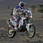 """""""Chaleco"""" López y Boris Garafulic terminaron en el top ten del Rally de Marruecos"""