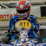 Piloto Luis Valenzuela busca recursos para competir en el Mundial de Karting
