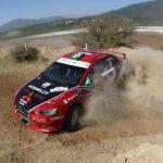 Emilio Rosselot fue el más rápido en el shakedown de la sexta fecha del Rally Mobil