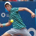 Nicolás Jarry avanzó a cuartos de final en el Challenger de Montevideo