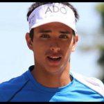 Gaspar Riveros volvió a Chile para competir en el ITU Continental Triatlón de Coquimbo