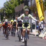 Felipe Peñaloza ganó cuarta etapa de la Vuelta Ciclista Internacional al Maule