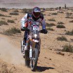 Pablo Quintanilla ganó penúltima etapa del Atacama Rally
