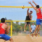 Primos Grimalt debutaron con dos triunfos en el Paraná Open de Volleyball Playa