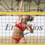 Dupla Rivas/Pazdirek busca su paso a octavos de final en el Open Paraná de Volleyball Playa