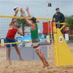 Los primos Grimalt avanzaron a octavos de final del Paraná Open de Volleyball Playa