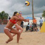 Dupla Rivas/Pazdirek finalizó en el puesto 17 del Open Paraná de Volleyball Playa