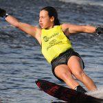 Valentina González iguala el récord chileno adulto de slalom