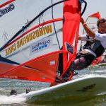 Eduardo Herman obtuvo medalla de plata en Mundial de Windsurf