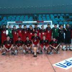 Club Luterano se coronó bicampeón de la Liga Nacional Masculina de Handball