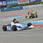 Felipe Schmauk logra el tercer lugar en la última carrera de la Fórmula Renault 2.0