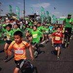 Más de 3000 participantes convocó la quinta fecha de la Corrida MILO