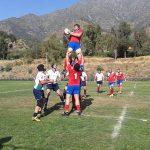Selección Chilena de Rugby cayó en su encuentro ante Mar del Plata