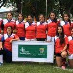 Selección Chilena Femenina de rugby seven a side logró la Copa de Bronce en Uruguay