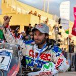 """""""Chaleco"""" López será operado de su rodilla y se ratifica su baja para el Dakar 2015"""