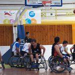 Cruz del Sur de Puerto Montt ganó la tercera fecha del Nacional de Básquetbol en Silla de Ruedas