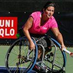 Francisca Mardones cerró su mejor temporada en el Circuito Mundial de Tenis en Silla de Ruedas