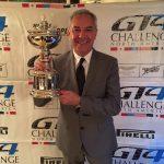 Eliseo Salazar es premiado en Daytona por su triunfo en la GT4 Challenge North America