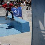Maipú vivió una fiesta con la primera fecha del Campeonato Amateur Federado de Skate