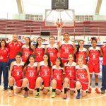 Chile finalizó en el sexto lugar del Sudamericano de Básquetbol Femenino U-15