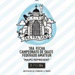 Adidas Skateboarding presenta en Chile la primera fecha del Campeonato Amateur Federado