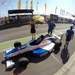 Felipe Schmauk se prepara para cerrar la temporada 2014 de la Fórmula Renault 2.0