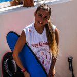 Isidora Ureta logra el tercer lugar en el Mundial de Flowride