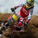 Daniel Gouet correrá el Dakar con el Honda South America Rally Team
