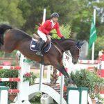 Jinete Uri Rosenzweig logró el segundo lugar en Autumn Cup de Marbella