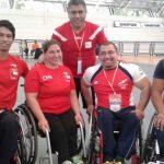 Pesistas chilenos paralímpicos ganaron dos oros y un nuevo clasificado a Toronto 2015 en Brasil