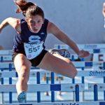 Clara Marín entregó el tercer oro chileno en el Sudamericano de Atletismo Menores