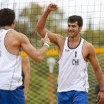 Primos Grimalt se instalan en la semifinal del Paraná Open de Volleyball Playa
