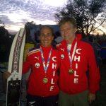 Robert Ritter aportó el segundo oro chileno en el Latinoamericano de Esquí Náutico