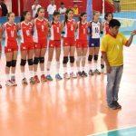 Chile ocupó el cuarto lugar en el Sudamericano Femenino Pre Infantil de Volleyball