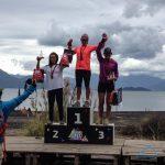 Marlene Flores se quedó con el Vulcano Ultra Trail por segundo año consecutivo