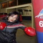"""Isabel Ortega, la boxeadora que busca seguir los pasos de """"Crespita"""" Rodríguez"""
