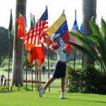 Joaquín Niemann se coronó campeón del Junior Orange Bowl de Golf