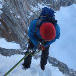Escaladores extremos consiguen abrir nueva ruta en una de las cumbres más difíciles de Chile