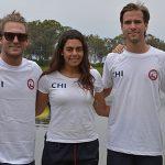 Cuatro nuevos oros logró Chile en los Juegos Bolivarianos de Playa