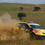 Ocho pilotos de la categoría R3 van por el título del más rápido en el Rally Mobil Motorshow