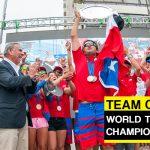 Chile se coronó campeón mundial de bodyboard en Iquique